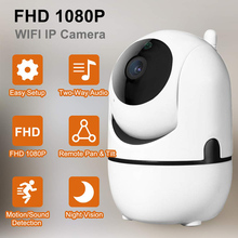 1080P HD Wireless  Security Camera Vide Baby Monitor Camera Two Way Audio Night Vision Camera Pet CCTV Babysitter D30