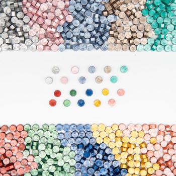 100 sztuk pieczęć pieczęć woskowa fasola pieczęć koraliki dla vintage craft koperta ślubna woskowa pieczęć pieczęć woskowa starożytny pieczęć wosk #8230 tanie i dobre opinie CN (pochodzenie) w001 Pieczątka standardowa Metal Ślub wax stamp wax seal wax beads stamp ealing wax beads weeding wax seal beads
