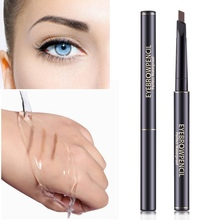 Automatically Rotate Eyebrow Pencil Waterproof Smudge-Proof Colorfast Pen Enhancers