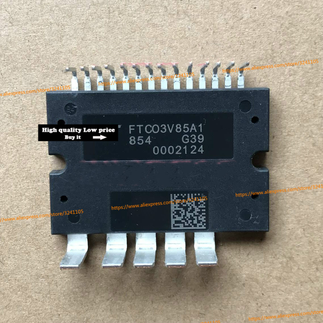Free Shipping New  FTCO3V85A1 Module