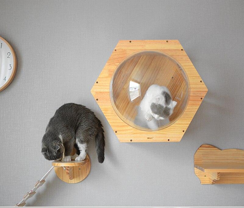 Móveis e acessórios p/ gatos