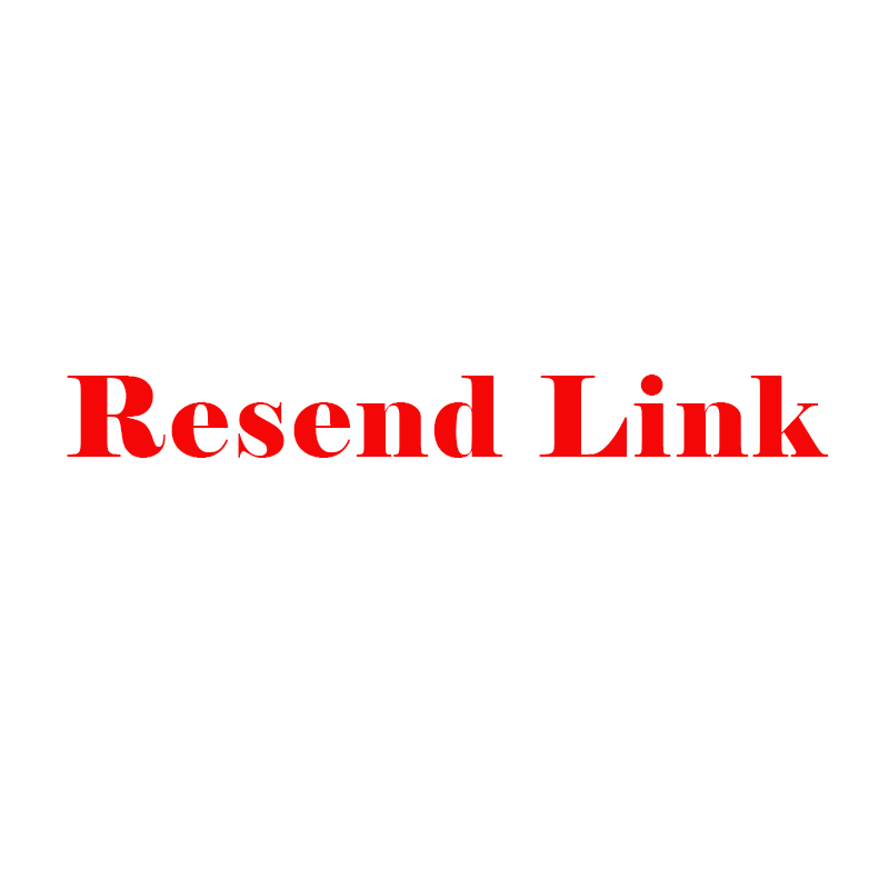 Only for Resend linking