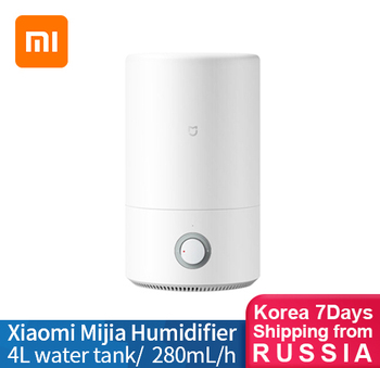 XIAOMI MIJIA HL Aromatherapy diffuser Humidifier Air dampener aroma diffuser Machine essential oil ultrasonic Mist Maker Quiet