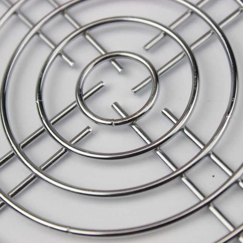 5 個銀色金属ワイヤ指プロテクターガードpc dcファングリル 30 ミリメートル 40 ミリメートル 50 ミリメートル 60 ミリメートル 70 ミリメートル 80 ミリメートル 90 ミリメートル 120 ミリメートル 135 ミリメートル 140 ミリメートル 170 ミリメートル 200 ミリメートル