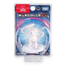 Takara Tomy Pokemon Moncolle-EX Sun Moon 4cm Mini Toy Collection Figure Asia-13 Mew
