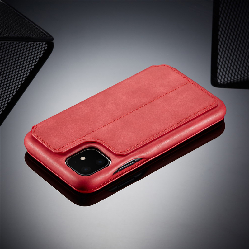 Fashion Card Holder with Stand Case for iPhone 11/11 Pro/11 Pro Max 15