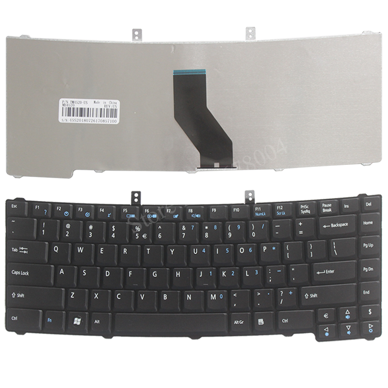 NEW US keyboard FOR Acer Extensa 4220 4230 4420 4630 5220 5230 5230E 5230G 5620 5420 5610 5620G TM4520 TM5710 US laptop keyboard|Replacement Keyboards| |  - title=