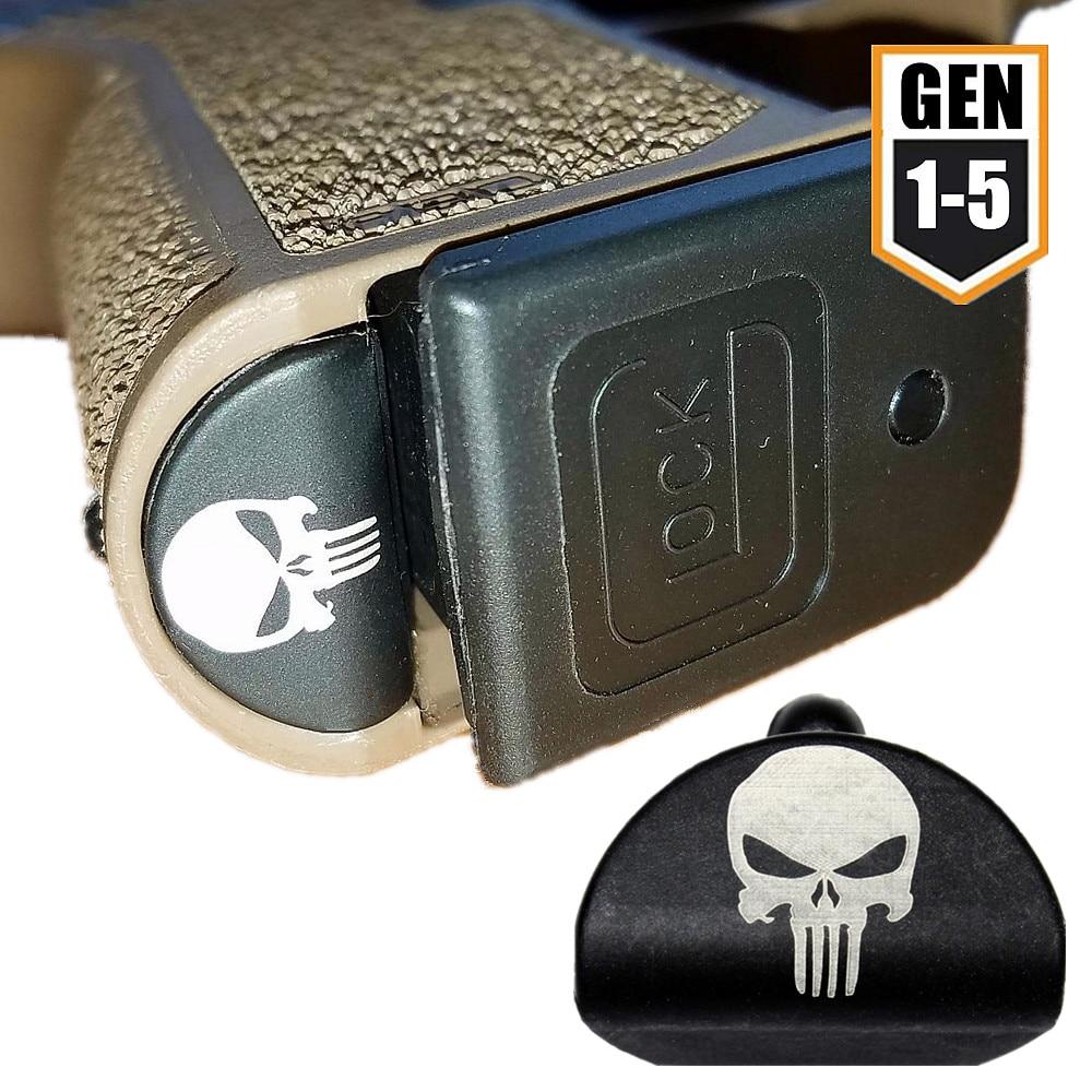Grip Insert Plug For 9mm GlocK 17 18 19 Pistol For UMAREX Tokyo KSC WE Gas Blowback BB Airsoft 1:1 Gun Co2 Magazine Accessories