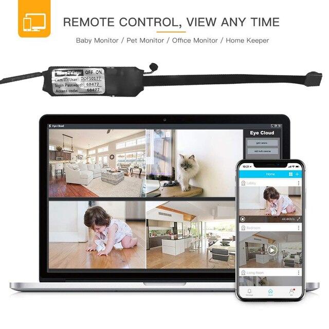 HD 1080P Sensor Outdoor DIY Camera   5