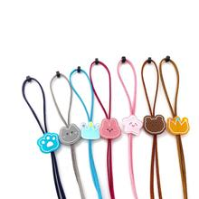 Mask Extension For Kid Adult Hook Ear Rope Unisex Leather Multicolor 1Pcs Cartoon Adjustable Anti-slip Eco-friendly Hang Mask cheap CN(Origin) Garment Mask rope Resin Mask Hanging Rope Buckles Other Rings Coated tape Dropshipping Wholesale Microfiber synthetic leather