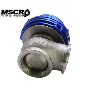 Image 5 - MVS 38mm TIAL Wastegate Aluminum Top Steel V band External Waste Gate For Supercharge Turbo Manifold 14PSI