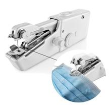 Handheld Sewing Machine Portable Mini Cordless Stitching for DIY Crafting MU8669