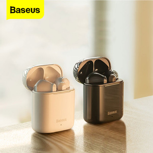 Image 1 - Baseus TWS Wireless Bluetooth Earphone Intelligent Touch Control Wireless TWS Earphones With Stereo Bass Sound Smart Connect