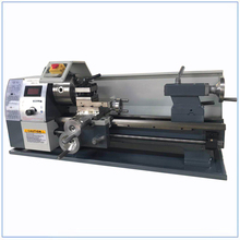 New Model WM210V Metal Lathe Machine Metric and Inch Thread Metal Wood Turning Turning