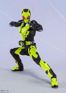 "Image 2 - BANDAI esprits Tamashii Nations S.H.Figuarts (SHF) figurine Kamen cavalier zéro une trémie montante ""Kamen Rider ZERO ONE"""