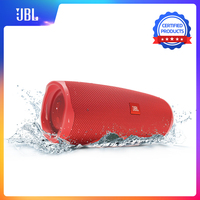 Original JBL Charge 4 Portable Subwoofer Wireless Bluetooth Dynamics Loudspeaker Waterproof IPX7 Stereo Bass Audio Video Speaker