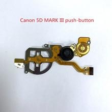 95% nouveaux composants de bouton poussoir de fonction de Navigation dorigine pour les pièces de réparation dappareil photo numérique Canon 5D Mark III 5D3