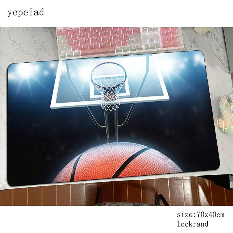 Коврик для мыши баскетбольный игровой, 700x400 мм-2