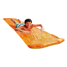 Water-Slides-Pools Summer Games Lawn Swimming-Toys Backyard Surf Outdoor Kids Children