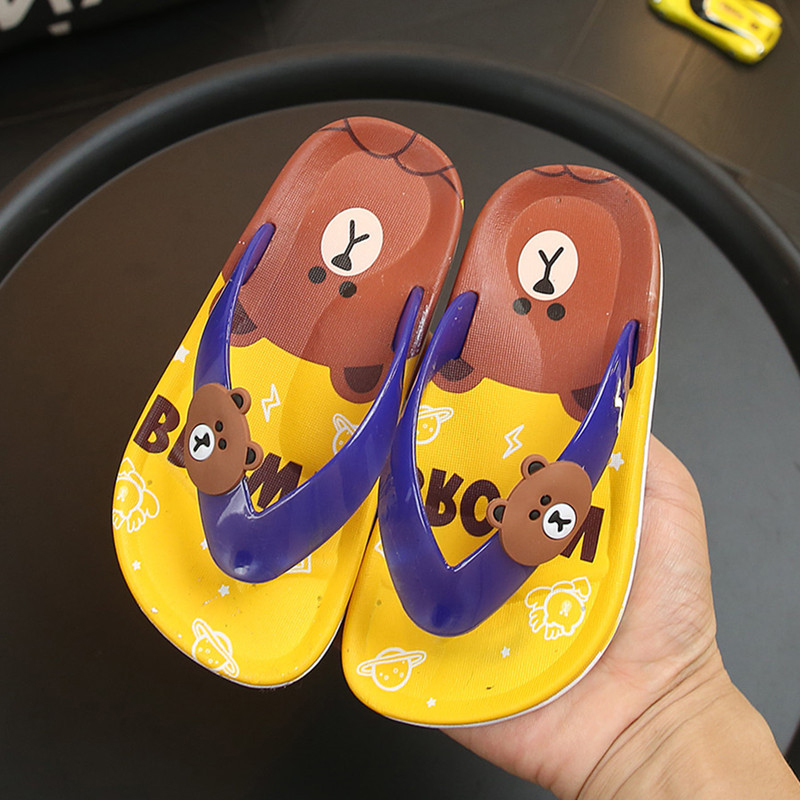 Kids Clogs Girls Shoe Baby Boy Slippers Soft PVC Beach Water Toddler Shoes Girl Hole Children Garden Shoes Outdoor Kids Slippers