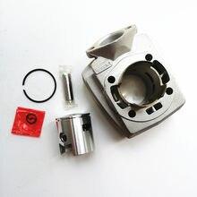 Motorrad Zylinder für PEUGEOT PGT46 65,3 cc airsal T3 103 104 105 Rcx Sp Spx Neue 46mm