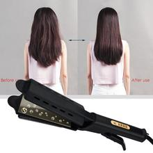 Professional Hair Straightener Four-gear Fast Warm-up Adjust