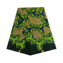 2019 the lastest design african wax dutch block print in fabric 100% cotton 6yards/piece V-L 669