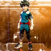 25cm Anime mi héroe Academia figura PVC edad de los héroes figurita Deku acción coleccionable modelo decoraciones muñeca juguetes para los niños