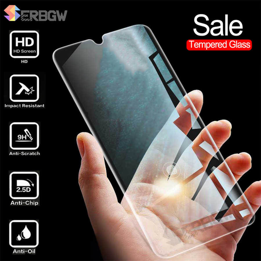 Anti-Burst Protective Glass For Samsung galaxy A10 A20 A20E A30 A40 A40S A50 A60 A70 A80 A90 M10 M20 M30 Transparent Glass Film
