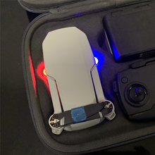 ليلة تحلق مصباح إشارة أضواء الملاحة ل DJI Mavic البسيطة ملحقات طائرة بدون طيار البسيطة LED أضواء وامضة عدة