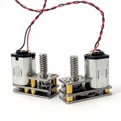 1 шт. N20 мини редуктор ed мотор 1,5-6 в редуктор двигатель постоянного тока резьбовой вал робот редуктор Мотор дверные замки аксессуары для сило...