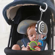 Hanging Rattles Baby Toys Mobile Newborn Bed-Stroller Plush-Toy Hearing Cartoon of Ring-Rings