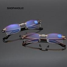 Gafas de lectura HD antifatiga para hombres y mujeres, anteojos con prescripción para presbicia + 1,0 + 1,5 + 2,0 + 2,5 + 3,0 + 3,5 + 4,0