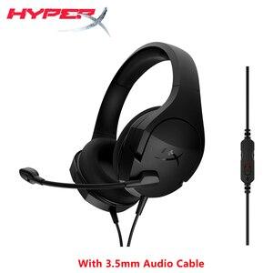 Image 3 - 100% Kingston HyperX Cloud Stinger Core słuchawki przewodowy komputer do gier słuchawki PC/PS4/Xbox One/Mobile/Nintendo Switch Headset