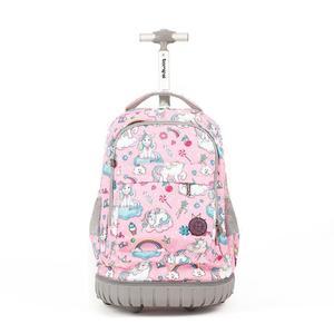 kids Travel Trolley backpack B