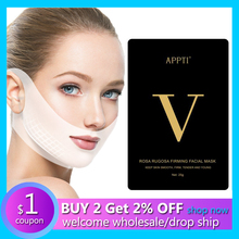 Face-Lift-Mask Cheek-Slimmer V-Line Tightening Reduce Skin-Care Lifting-Facial-Moisture