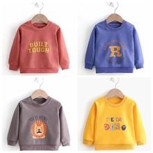 Kids Clothes Baby Boy Normal Sweatshirt Girls Winter Shirt Toddler Sweatsuit Children Winter Autumn Clothing Infant Clothing