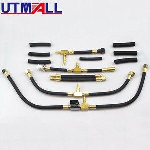 Image 5 - TU 443 Deluxe Manometro Del Carburante Tester di Pressione di Iniezione Gauge Kit sistema di 0 140 psi