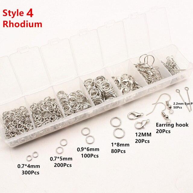 Style 4 Rhodium