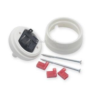 Image 3 - 4pcs High Quality Home Improvement Retro EU Ceramic Knob Switch Wall Light Rotary Switch 10A