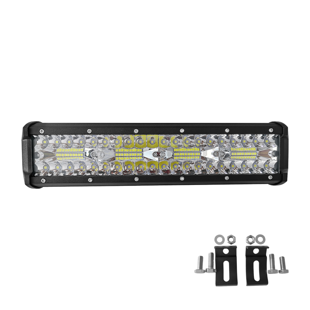 High Power 240W LED Light Bar LED Work Light 12V 24V  For Car Tractor Boat OffRoad Off Road 4WD 4x4 Truck SUV ATV Driving