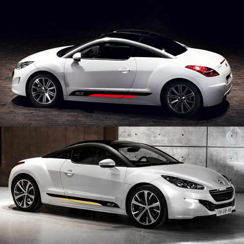 Water Resistant Double Stitched Seams Elastic Hem PEUGEOT RC-Z RCZ Breathable Full Car Cover