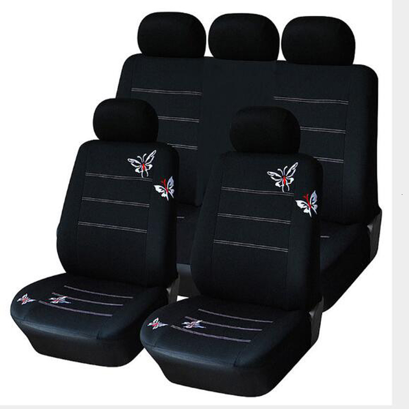 Universal car seat cover high quality car rear seat cover