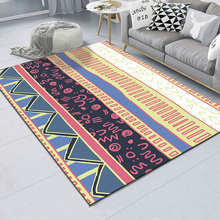 3D Rugs And Carpets For Home Living Room Kids Carpet Floor Mat Area Rug Bedroom Rug Runner Hallway Nordic Marocco Decor Alfombra simple modern thicken lamb velvet rug bedside bedroom soft carpets for living room decor carpet can custom home large area rugs