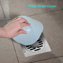 Drain-Cover Wash-Basin Sewer FILTER-PLUG Deodorization Toilet Kitchen-Sink Leaking-Type