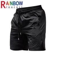 Rainbowtouches-Pantalones deportivos para hombre, novedad de verano, alta calidad, para correr, ocio, transpirables, ajustados