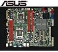 Оригинальная материнская плата ASUS Z8NA-D6 для intel LGA 1366 DDR3  двойная Серверная плата 1366  б/у  системная плата для настольного ПК
