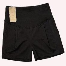 Модное Материнство для живота короткие брюки для беременных женщин шорты для беременных короткие леггинсы брюки Регулируемая Одежда для живота