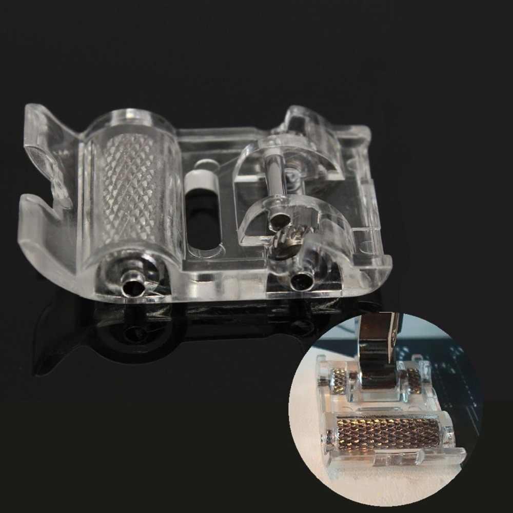 מיני נמוך Shank רולר מכונת תפירת פרסר רגל עור ביתי תפירת מכונת מודרני ונייד עיצוב 722