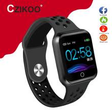 Smart watch IP67 Waterproof bracelet watch Activity Fitness tracker Heart rate monitor For Samsung apple Android phone watch(China)